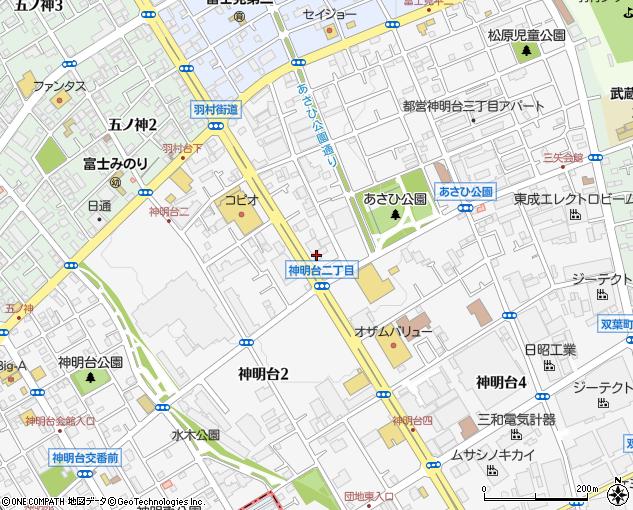 産業道路(羽村市/道路名)の住所・地図 マピオン電話帳