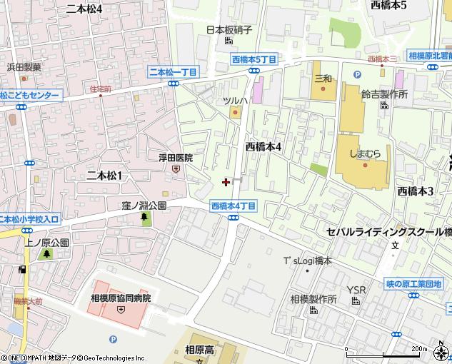 神奈川中央交通東株式会社 橋本営業所