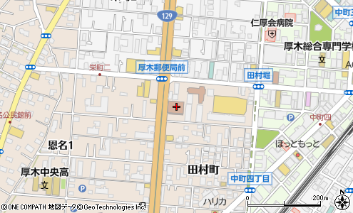 厚木郵便局 郵便集荷(厚木市/郵便局・日本郵便)の電話番号・住所 ...