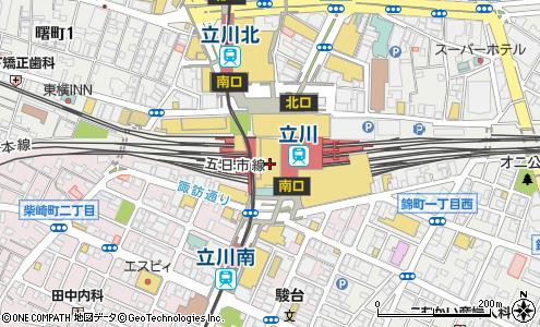 立川 ゆうちょ 銀行 atm