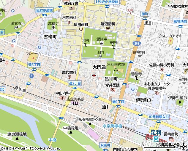 松村記念館(足利市/その他観光地・名所)の電話番号・住所・地図 ...