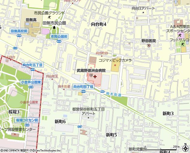 会 武蔵野 病院 洲 徳