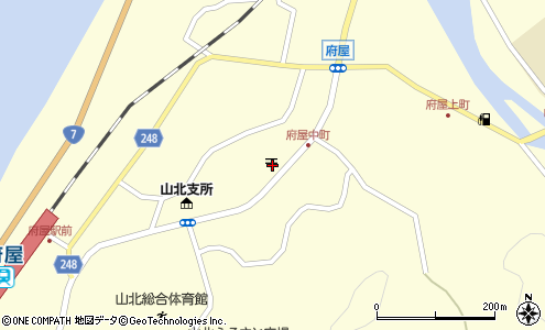 大川谷郵便局(村上市/郵便局・日本郵便)の電話番号・住所・地図 ...