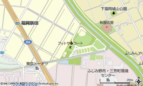 ふじみ野市運動公園トイレ2(ふじみ野市/公衆トイレ)の住所・地図 ...