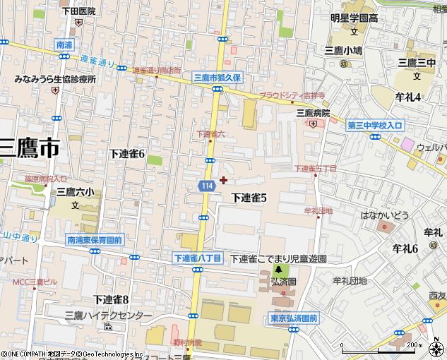 京王自動車株式会社 吉祥寺営業所配車センター(三鷹市 ...