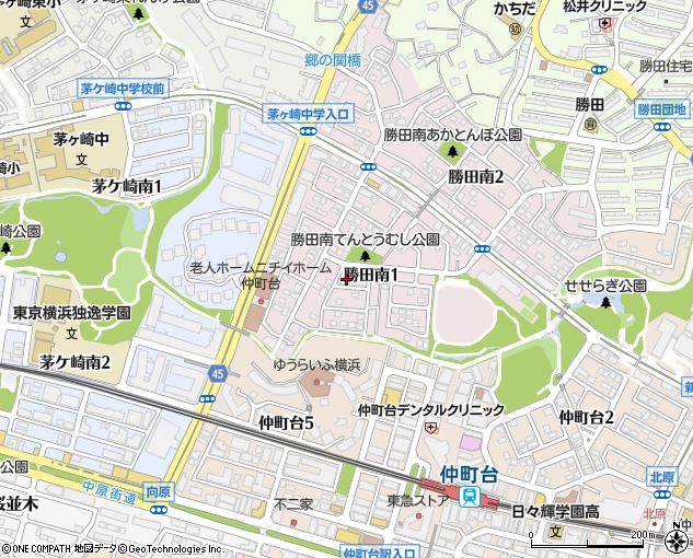 アイペック横浜勝田南第1駐車場