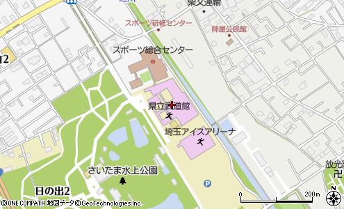 埼玉 県 スポーツ 総合 センター