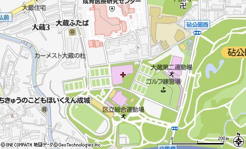 世田谷 総合 運動場