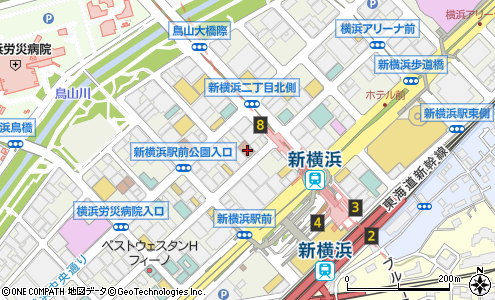 新横浜美容外科 血管外科クリニック(横浜市/病院)の地図・住所・電話 ...