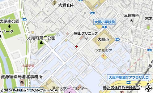 太尾町公園(横浜市/公園・緑地)の住所・地図 マピオン電話帳