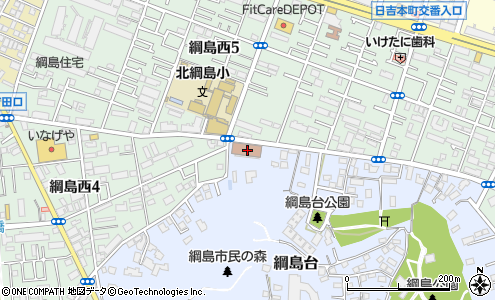 綱島郵便局 郵便集荷(横浜市/郵便局・日本郵便)の電話番号・住所 ...
