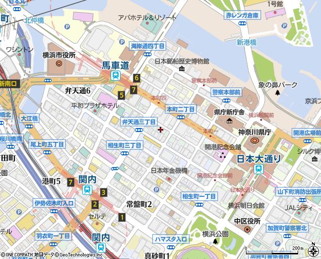 神奈川労働局本庁舎 労働基準部・労災補償課・分室