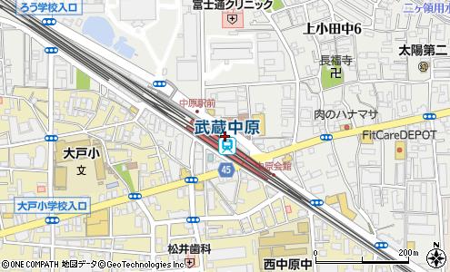 川崎 市 中原 区 上 小田中 郵便 番号
