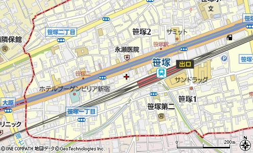 笹塚 パチンコ