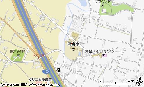 さいたま市立河合小学校(さいたま市/教育・保育施設)の住所・地図 ...