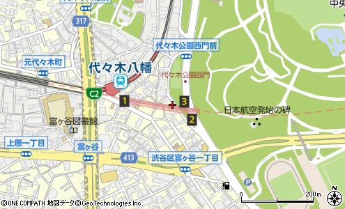 渋谷区 耳鼻咽喉科