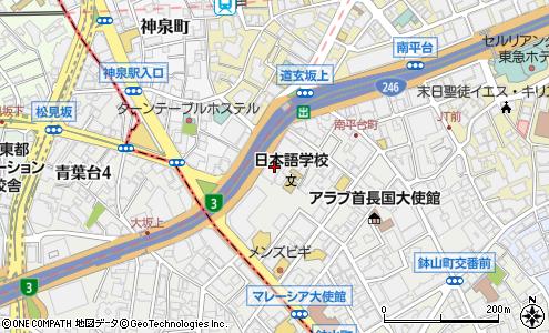 東京都渋谷区南平台町16−25. ルートを見る · 株式会社グローバルジャパンの大きい地図を見る