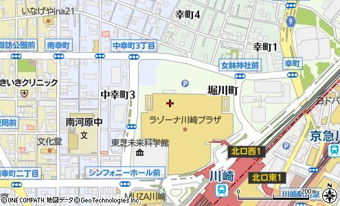 ラゾーナ 川崎 駐輪場