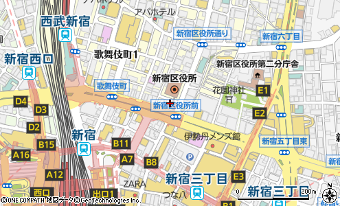 ヘアセット アリエス 新宿駅前店 Aries 新宿区 美容院 美容室 床屋