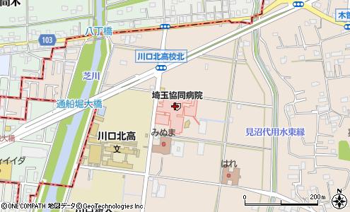 病院 埼玉 協同
