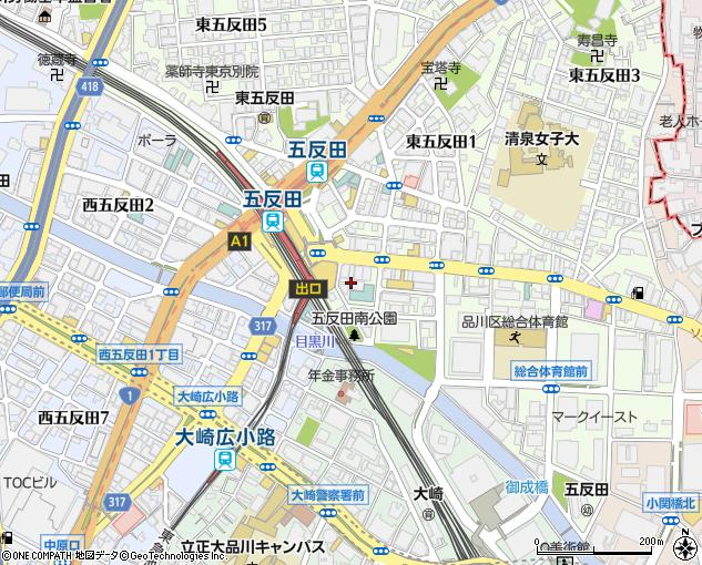 歌 広場 五反田