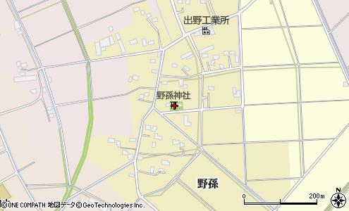 野孫神社(さいたま市/神社・寺院・仏閣)の住所・地図|マピオン電話帳