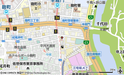 ネスト ホテル 東京 半蔵門