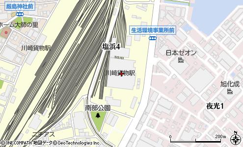 日本 ゼオン 川崎