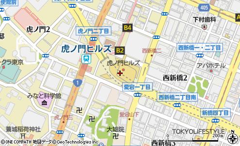 虎ノ門 ヒルズ 会社