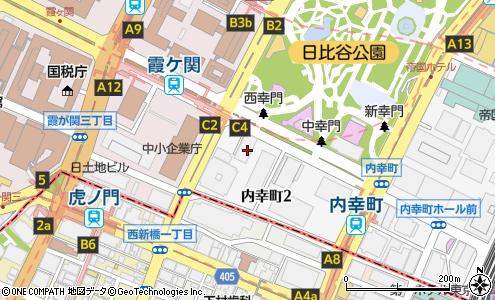 中日新聞東京本社(千代田区/新聞社)の電話番号・住所・地図 ...