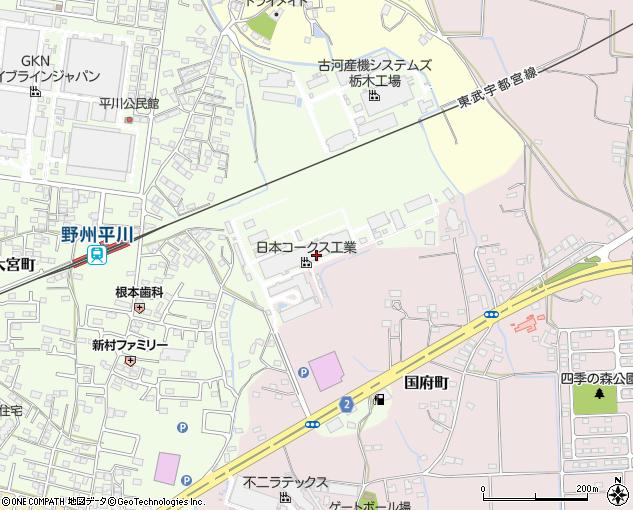 日本コークス工業株式会社 栃木工場(栃木市/工作機械器具 ...