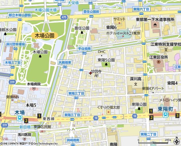 レインボータウンエフエム放送株式会社 本社(江東区/テレビ局 ...