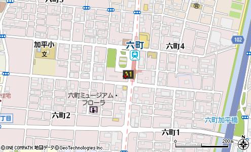つくばエクスプレス六町駅(足立区/鉄道業)の電話番号・住所・地図 ...