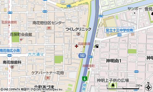 東武バスセントラル株式会社 花畑営業所(足立区/バス会社)の電話番号 ...