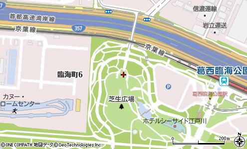 マップ 葛西 臨海 公園