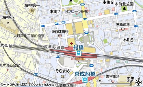 東武 船橋
