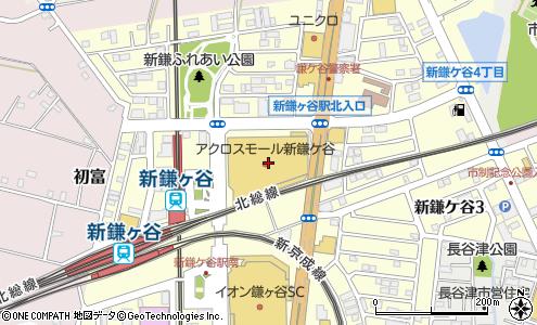 鎌ヶ谷 アクロス モール