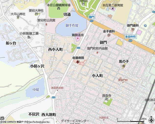 佐藤 病院 由利 本荘 市