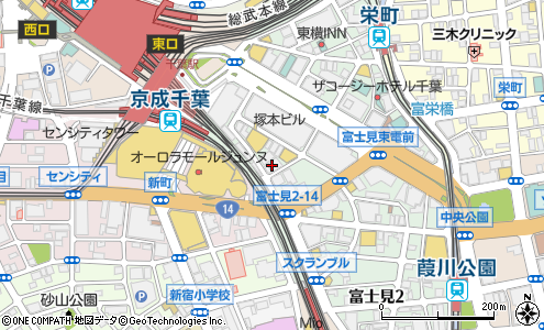 富士見 町 千葉