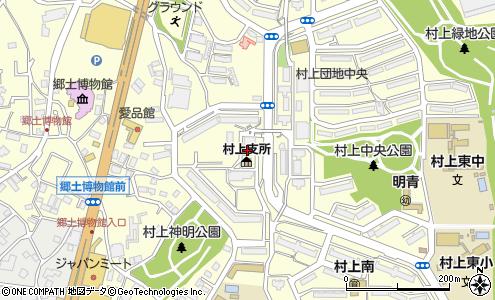 八千代村上郵便局(八千代市/金融機関・郵便局)の住所・地図 ...