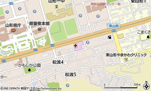 雪印食品山形営業所(山形市/サービス店・その他店舗)の住所・地図 ...