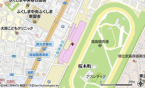 場 福島 競馬