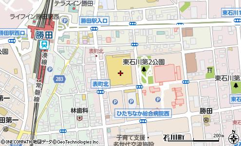ドンキ 勝田