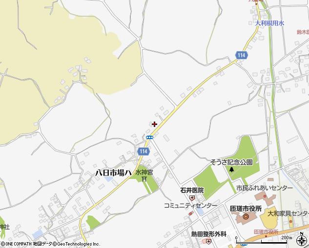 八日市場山田線(匝瑳市/道路名)の住所・地図|マピオン電話帳
