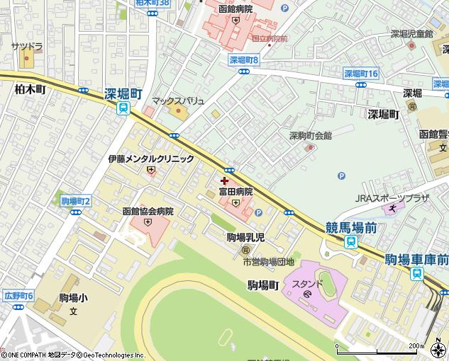 函館 富田 病院 函館市のインフルエンザワクチンを接種可能な病院(北海道) 14件
