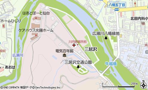 仙台市交通局 川内営業所(仙台市/バス会社)の電話番号・住所・地図 ...