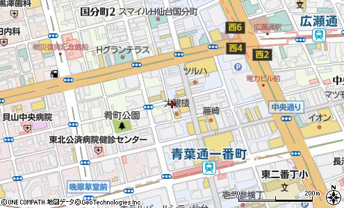 仙台 光 の ページェント 場所