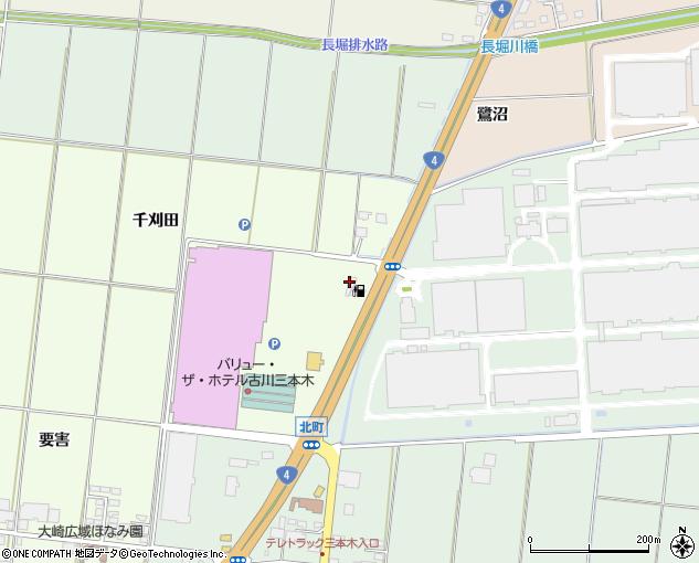 株式会社東日本宇佐美 東北支店4号三本木バイパスSS(大崎市 ...