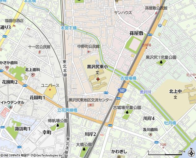北上市立黒沢尻東小学校