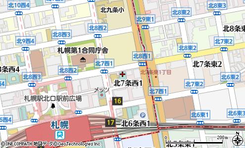 イトマン 札幌 北口